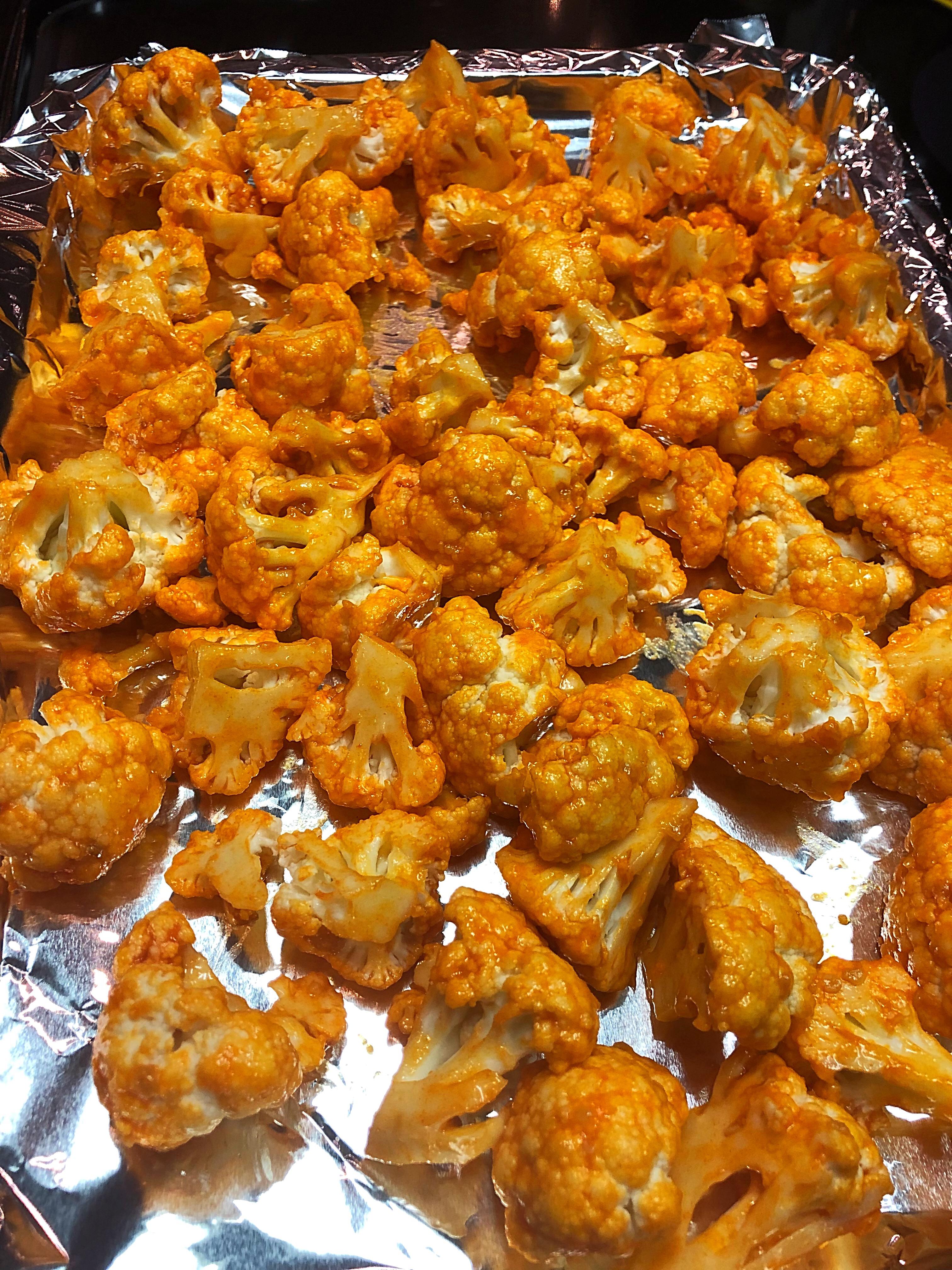 cheery and charming_keto_brown buffalo bits cauliflower_2